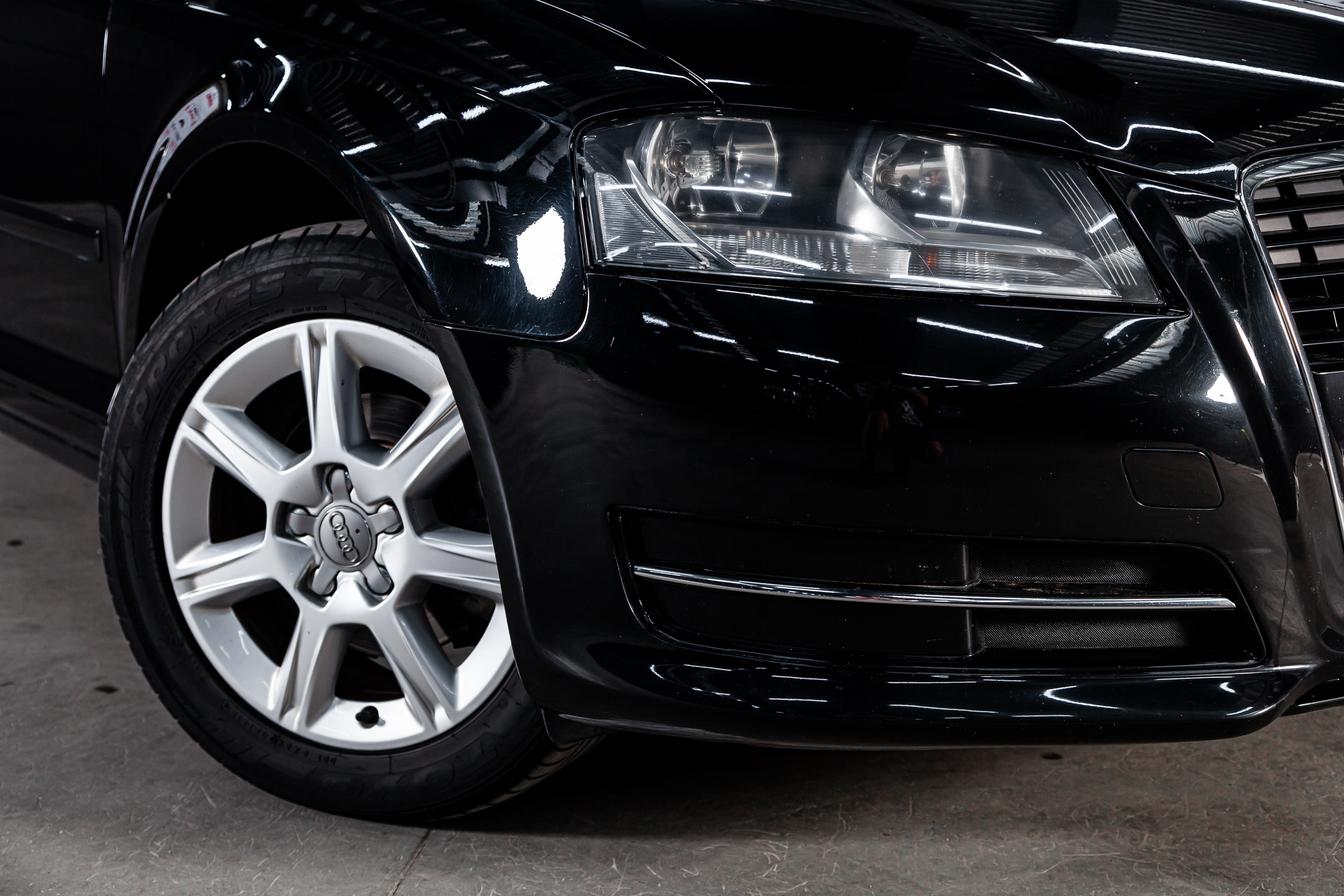 Example of Audi A3 Tires