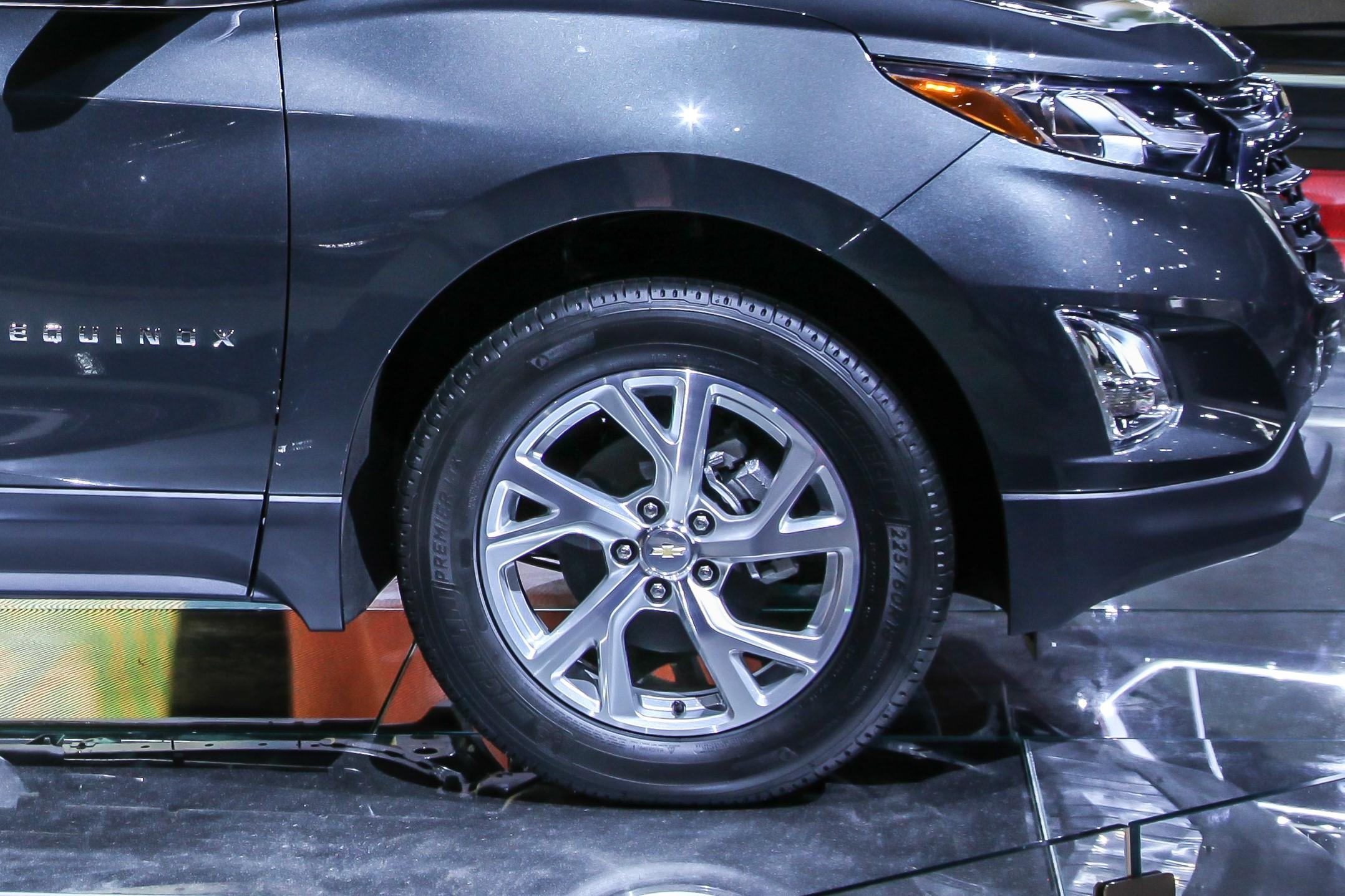 Photo of Chevrolet Equinox Tire Near You