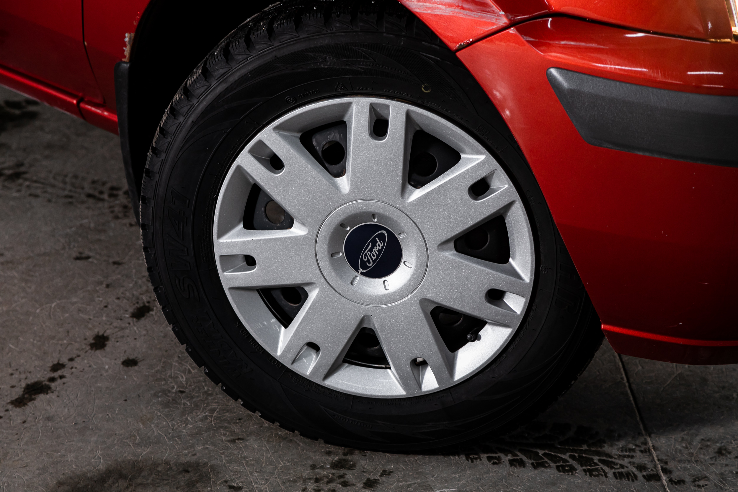 Ford Fusion Tire Near You