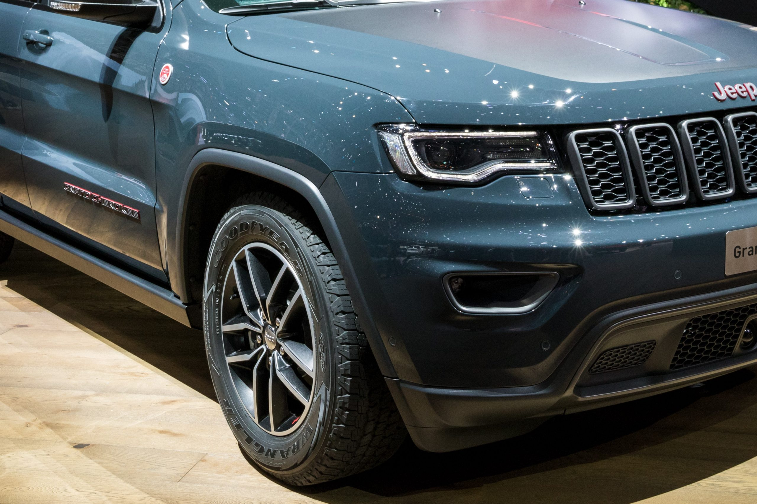 Jeep Grand Cherokee Tires Near You Image