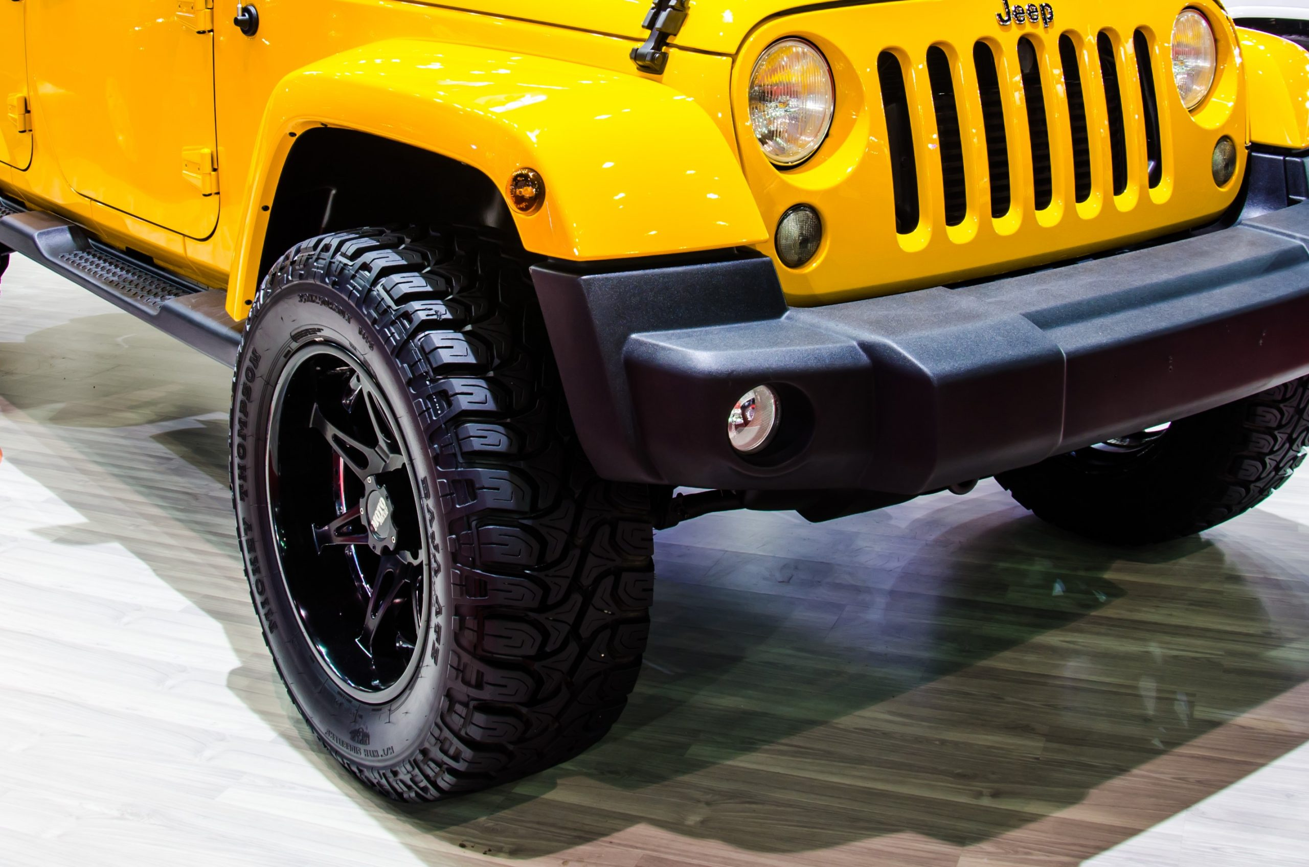 Image Jeep Wrangler Tires Near You
